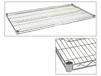 JAKEN CHROME WIRE SHELVES