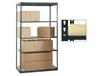 200A LOW PROFILE BOLTLESS SHELVING