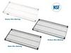 CHROME, PROFORM & BLACK WIRE SHELVING