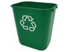 DESKSIDE RECYCLING CONTAINERS