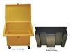 INDOOR/OUTDOOR LOCKABLE STORAGE BIN DOLLY