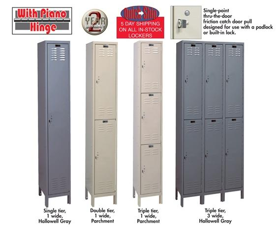 VALUEMAX™ LOCKERS