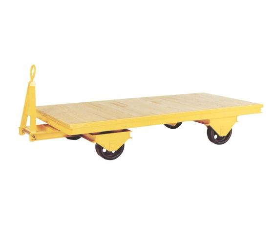 LIGHT MEDIUM-DUTY 5TH WHEEL STEER TRAILER