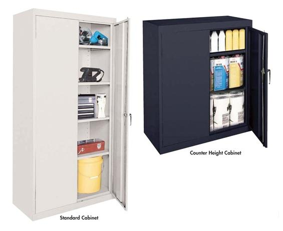 COMMERCIAL SERIES CABINETS