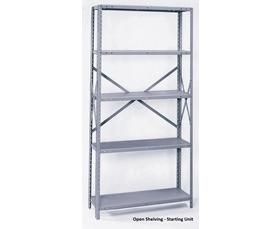 INDUSTRIAL SHELVING