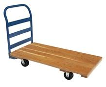 ALL WOOD DECK TRUCK
